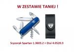 Victorinox Scyzoryk Spartan 1.3603.2 w zestawie z etui