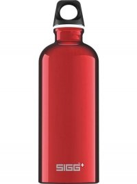 Butelka SIGG Traveller Red 0.6 L 8326.30