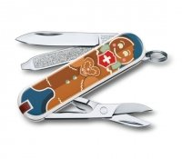 Scyzoryk Victorinox Classic Gingerbread Love 0.6223.L1909