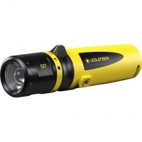 Latarka Ledlenser EX7 Yellow Box