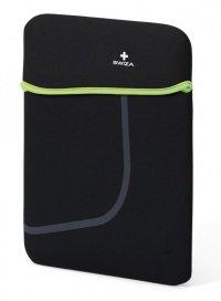 Kieszeń na laptop / tablet MORANDA 13 BSL.1013.03 czarny,zielony