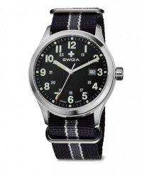 zegarek KRETOS Gent, SST, black, black WAT.0251.1006