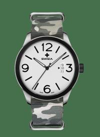 Zegarek SWIZA Magnum sst, camouflage