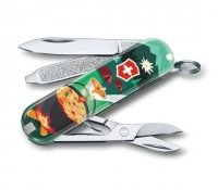 Scyzoryk Victorinox Classic Swiss Mountain Dinner 0.6223.L1907