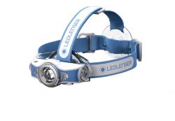 Latarka czołowa Ledlenser MH11 niebieska 500997