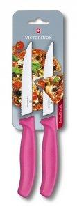 Zestaw nóży do pizzy, steków i schabowych 6.7936.12L5B Victorinox