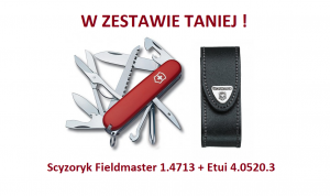 Scyzoryk Victorinox Fieldmaster 1.4713 w zestawie z etui