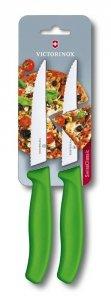 Zestaw nóży do pizzy, steków i schabowych 6.7936.12L4B Victorinox
