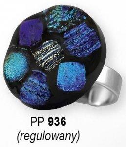 Pierścionek MURANO GLASS PP936