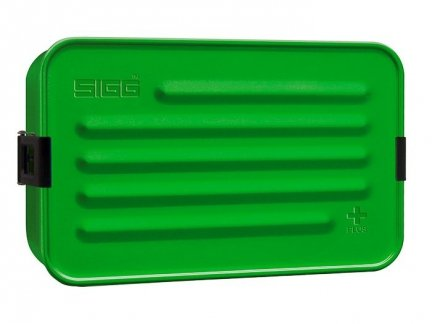 LunchBox Metal Food Box SIGG Plus S Green 8539.20