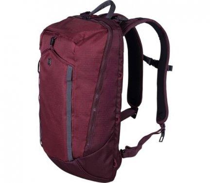 Plecak na Laptopa Compact, Bordowy 602140