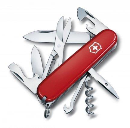 Victorinox Wielofunkcyjy nóż Climber Red GRAWER NA OBUDOWIE GRATIS !