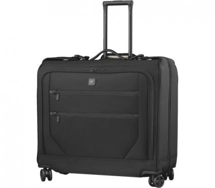 Walizka Lexicon 2.0, Dual-Caster Garment Bag, Czarna