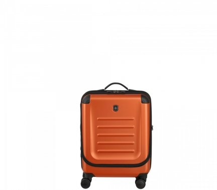 Spectra 2.0, Dual-Access Global CarryOn 18.1 Color, Gold Flame
