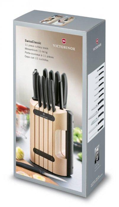 Blok kuchenny 11-sto częściowy 6.7153.11 Victorinox