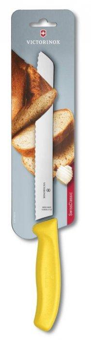 Nóż do pieczywa Fibrox 6.8636.21L8B Victorinox