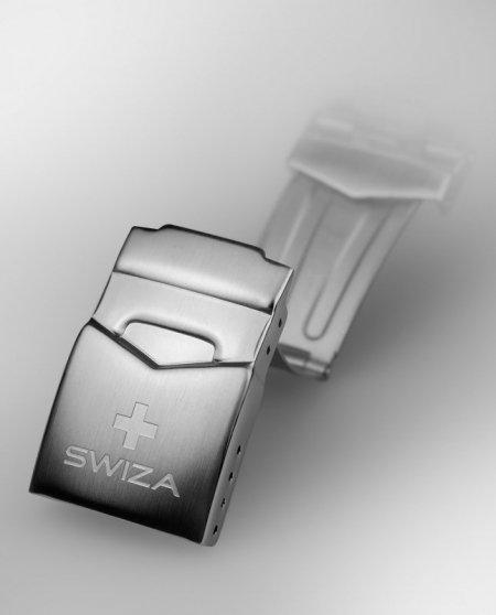 zegarek URBANUS, SST, silver, metal WAT.0761.1005