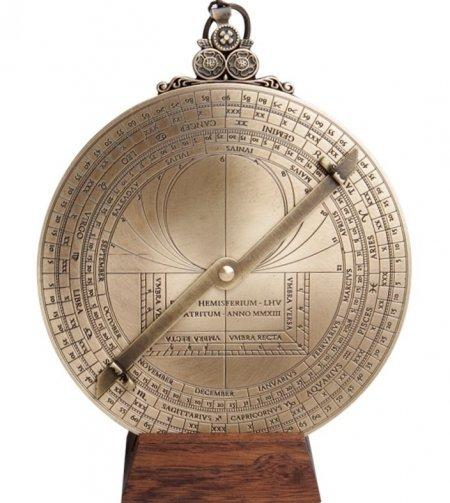 Duże astrolabium Hartmann - H37, śr. 15cm