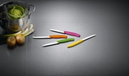 Nóż do pomidorów i kiełbasy Victorinox 6.7836.L115