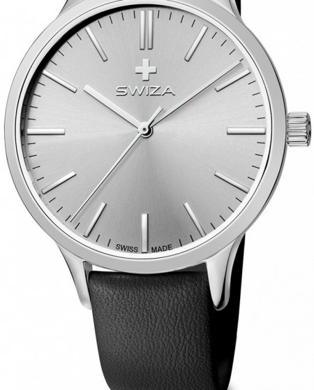Zegarek damski STELLA, SST, grey black WAT.0631.1003