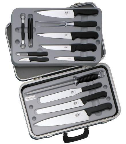 Zestaw szefa kuchni w walizce małej 5.4913 Victorinox