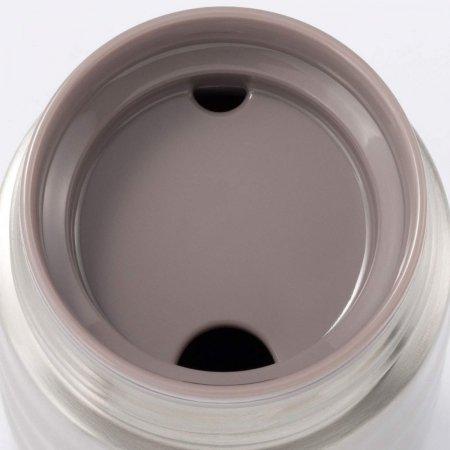 KYO - Kubek termiczny 500 ml Twist Top, różowy