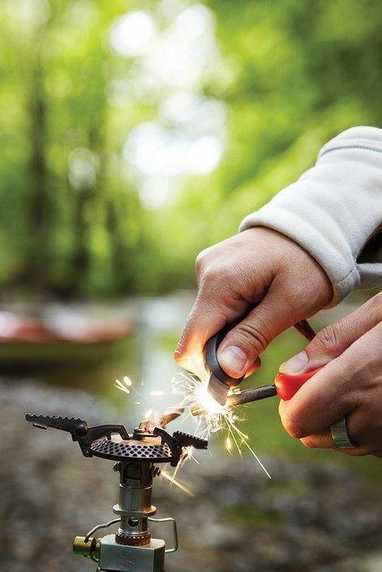 Krzesiwo FireSteel Scout 2.0 Lime LIGHT MY FIRE 11110510