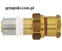 Złącze proste zaciskowo-śrubunkowe, 14*2-1/2 GW
