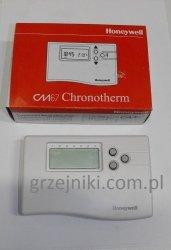 Termostat elektroniczny z wyświetlaczem cyfrowym HONEYWELL CM67