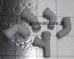 Wavin TRÓJNIK PVC 32/32*45 HT