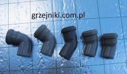 Wavin KOLANO PVC 75*67 HT