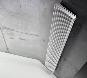 Grzejnik Antrax AV25D 600x1304 [36el.] CON[5] BIAŁY BIAN moc 1750W