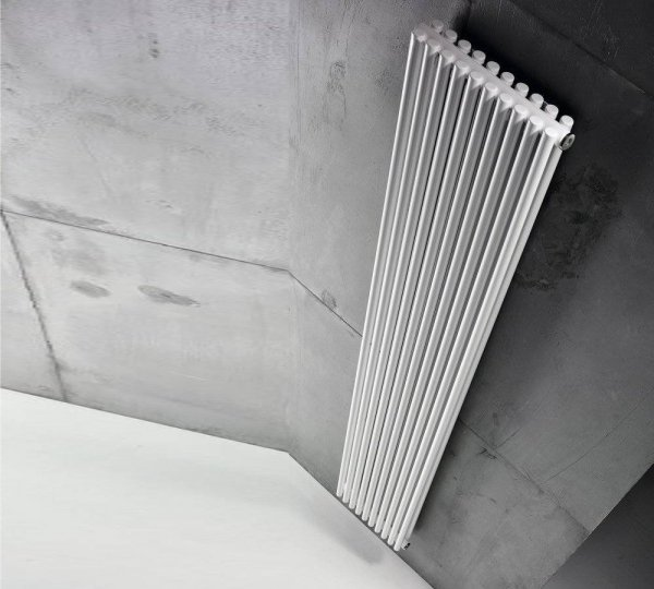 Grzejnik Antrax AV25D 1800x476 [13el.] CON[5] BIAŁY BIAN moc 1635W