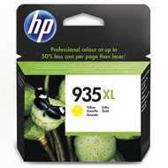 Tusz HP 935XL do Officejet Pro 6230/6830 | 825 str. | yellow