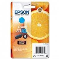 Tusz Epson cyan Claria T33XL PremiumInk