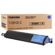Toner Toshiba T-281CEC do e-Studio 281C/351C/451C | 10 000 str. | cyan