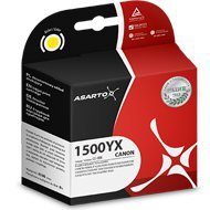 Tusz Asarto do Canon PGI-1500XLY | Maxify MB2050/2350 | 935 str. | yellow