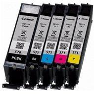 Tusz  Canon   PGI570/CLI571PGB  do Pixma MG-5750/6850/7750 | CMYK EOL