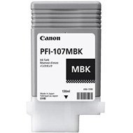 Tusz Canon PFI-107MBK do  iPF670/680/685/770/780/785 | 130ml | matte black
