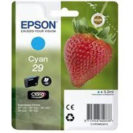 Tusz Epson  T29  do XP-235/332/335/432 3,2 ml   cyan