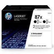 Toner HP 87X do LaserJet Enterprise M506/527 2pack   2 x 18 000 str.   black
