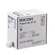 Tusz Ricoh JP12 do JP 1030/1210/1250  | 600ml | black