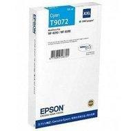 Tusz Epson T9072  Cyan   XXL  | 69ml