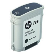 Tusz HP 728 do Designjet T730/T830 | 69ml | matte black