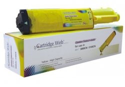 Toner Cartridge Web Yellow Dell 3000 zamiennik 593-10063