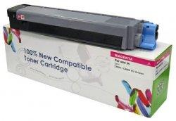 Toner Cartridge Web Magenta OKI ES8460 zamiennik 44059230