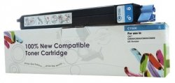 Toner Cartridge Web Cyan Xerox Phaser 7400 zamiennik 106R01077