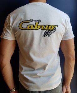 T-shirt UNI Mazovia Cabrio Style