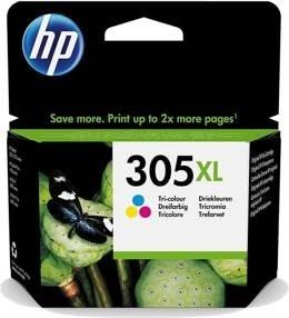Tusz HP 305XL | 200 str. | CMY HP305 305XL HP305XL