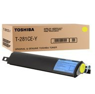 Toner Toshiba T-281CEY do e-Studio 281C/351C/451C | 10 000 str. | yellow